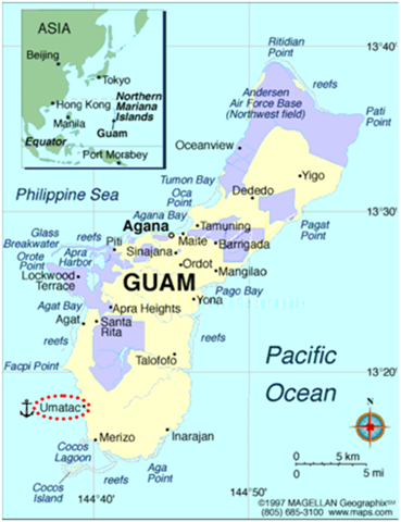 The US Marines are moving to Guam - The Dirt